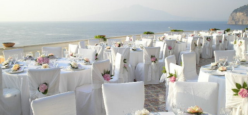 Hotel Villa Del Mare Maratea Matrimonio